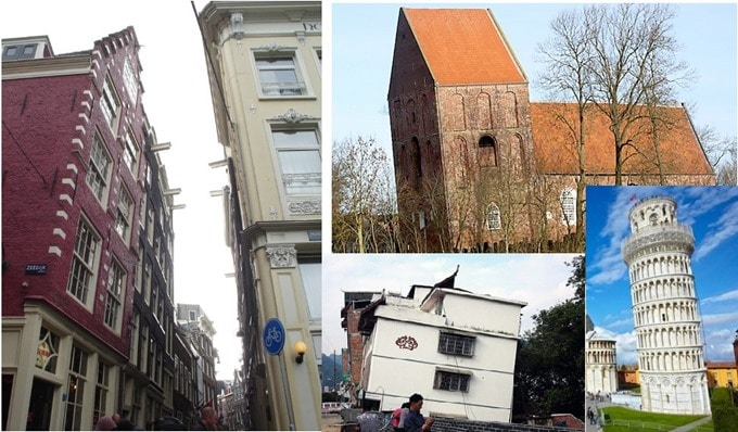 Leaning Building