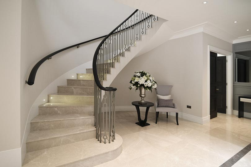 Staircase Construction and Balustrading Installation | Apex